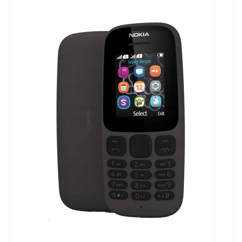 Телефон Nokia 105 (2017)