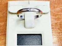 Обручальное кольцо Золото 585 (14K) вес 2.30 г