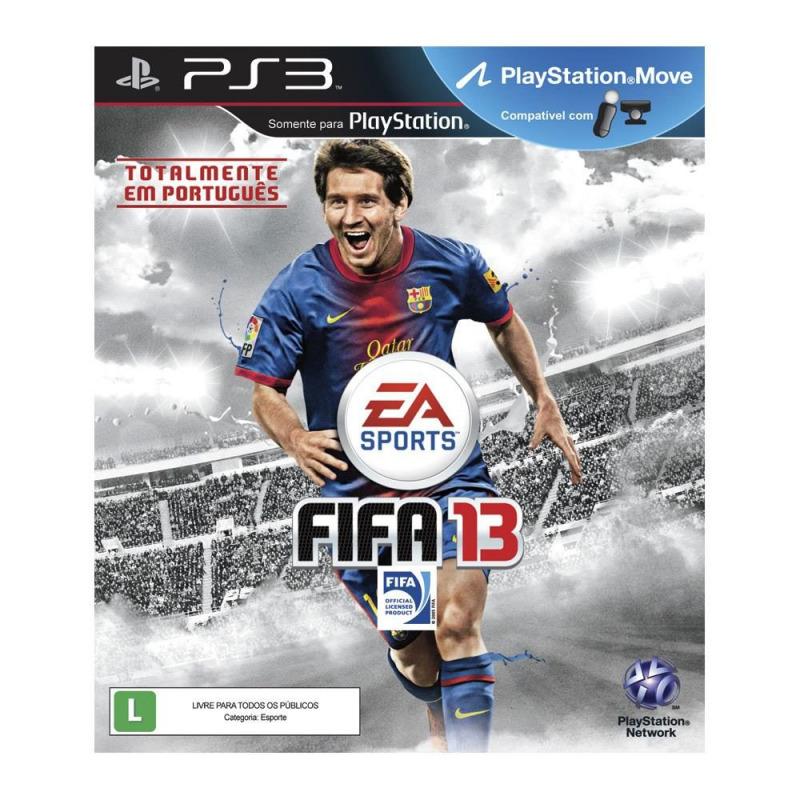 Диск для PS3 FIFA13