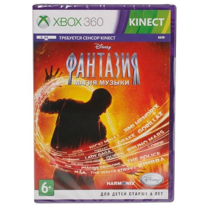 Диск для Xbox 360 Disney