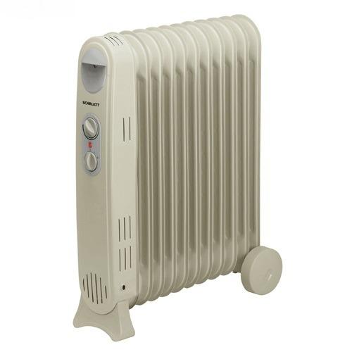 Масляный радиатор Scarlett SC-1162