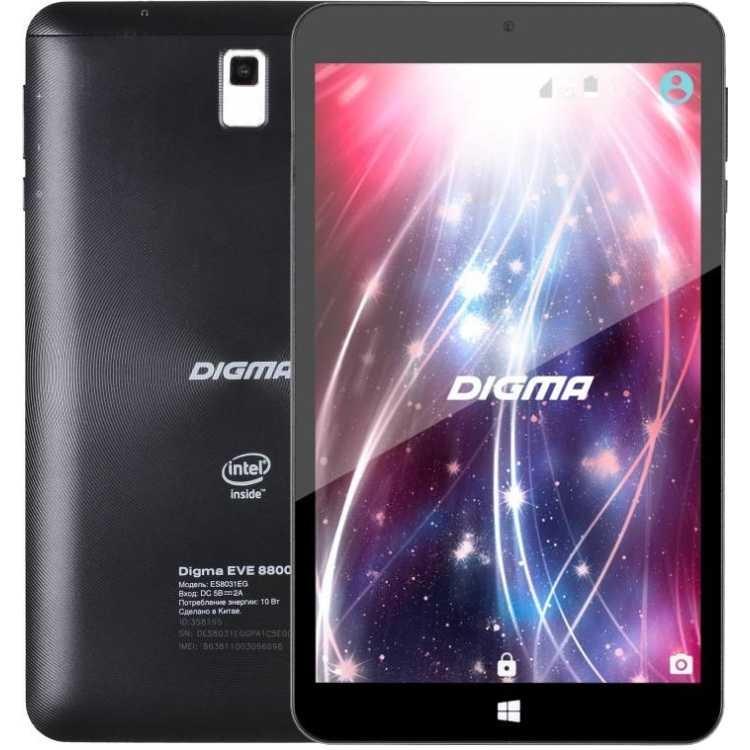 Планшет Digma EVE 8800 3G