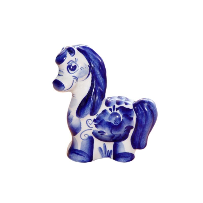 Фарфоровая статуэтка «Лошадь»