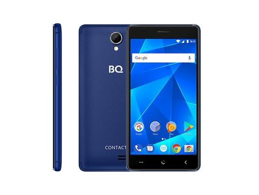 Мобильный телефон BQ 5001L Contact