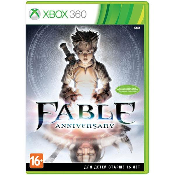 Диск Xbox 360 Fable Anniversary