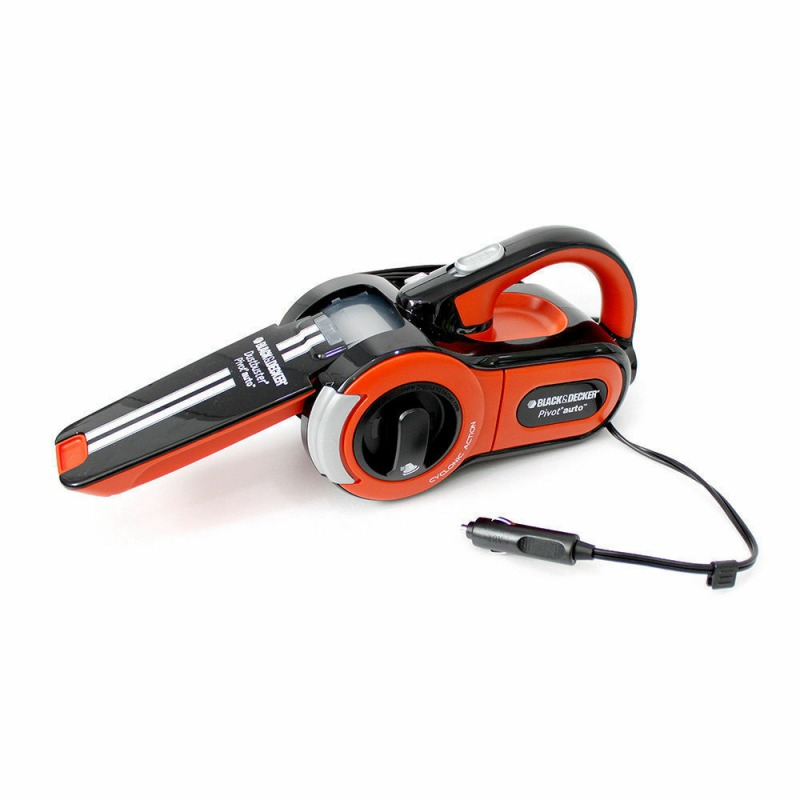 Автопылесос Black Decker Pivot