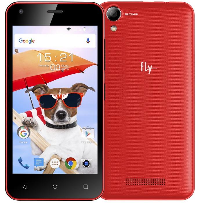 Смартфон Fly FS454 Nimbus 8