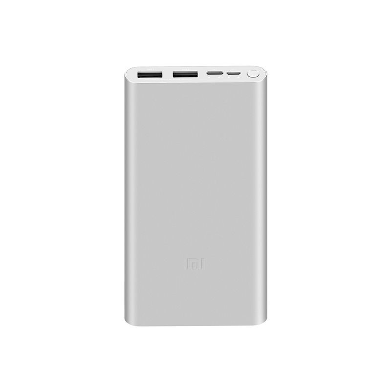 Аккумулятор Xiaomi Mi Power Bank 2S (2i) 10000