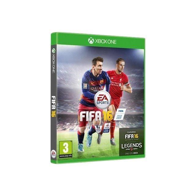 Диск XBOX ONE FIFA 16