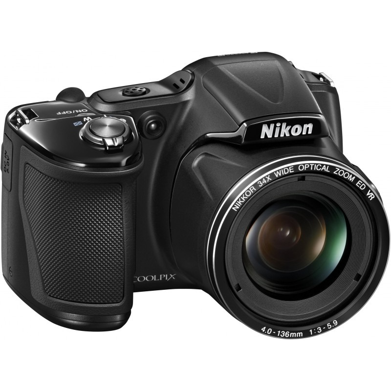 Зеркальный фотоаппарат Nikon Coolpix L830