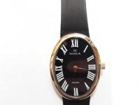 Часы женские на ремне Ника 0106.0.1.61A,б/у,п/ц Золото 585 (14K) вес 7.00 г