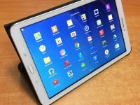 Планшет Samsung Galaxy Tab E 9.6 SM-T561N 8Gb,белый,б/у,п/ц,чехол,без комплекта