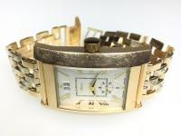 Часы золотые Ника 1041.0.1.21,б/у,п/ц,на браслете,доки,коробка Золото 585 (14K) вес 44.00 г