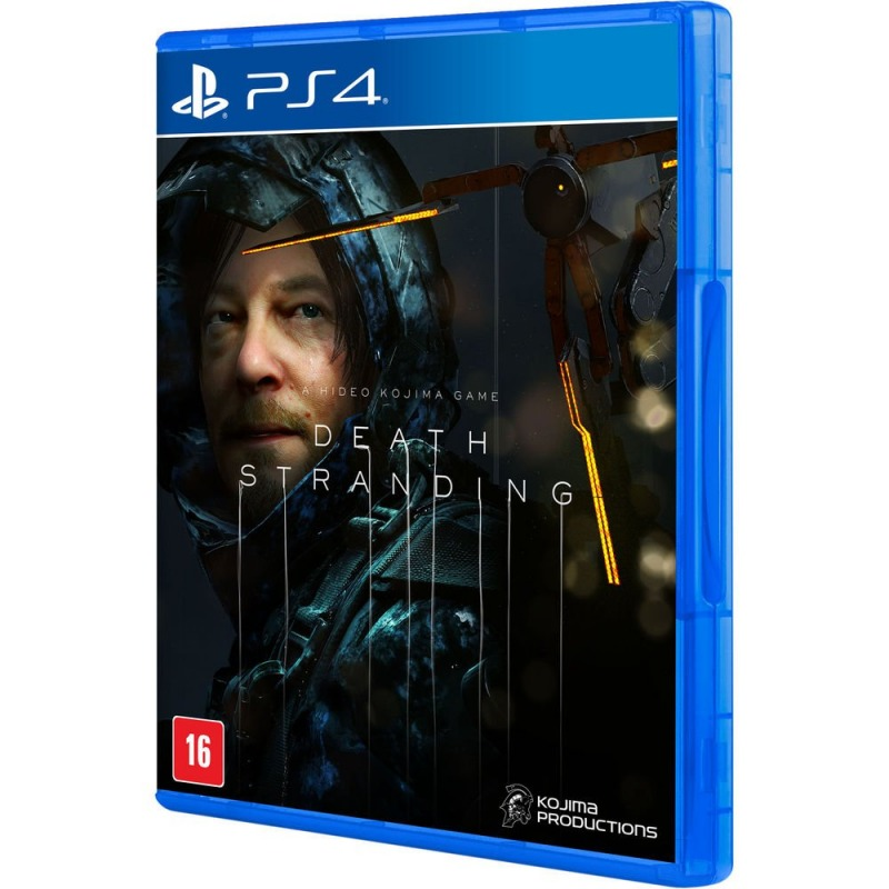 Диск для PS4 Death Stranding