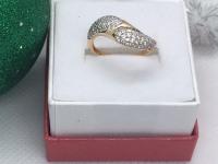 Кольцо  Золото 585 (14K) вес 2.29 г