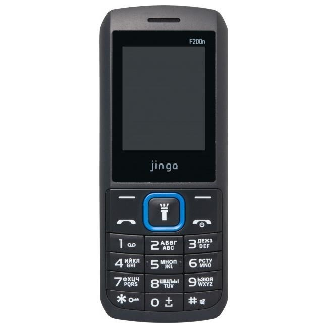 Кнопочный телефон Jinga F200N