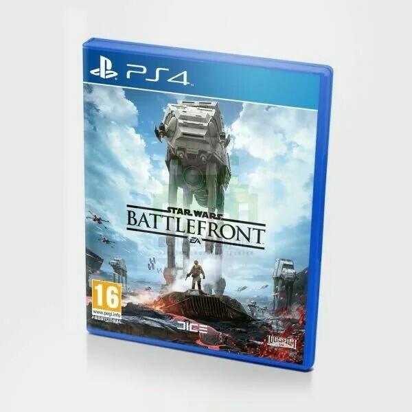 Диск для Sony PS4 Battlefront