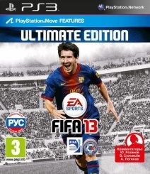 Диск PS3 FIFA13