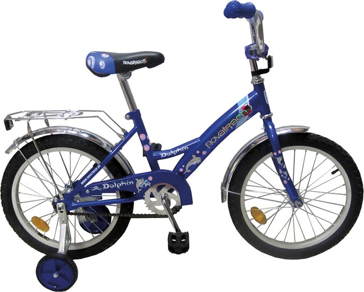 Велосипед Novatrack Dolphin