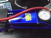 Автомобильный насос foot pump