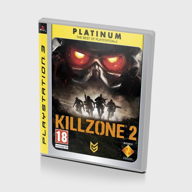 Диск на PS3 KillZone 2