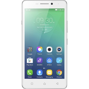 Смартфон Lenovo Vibe S1 White 32GB