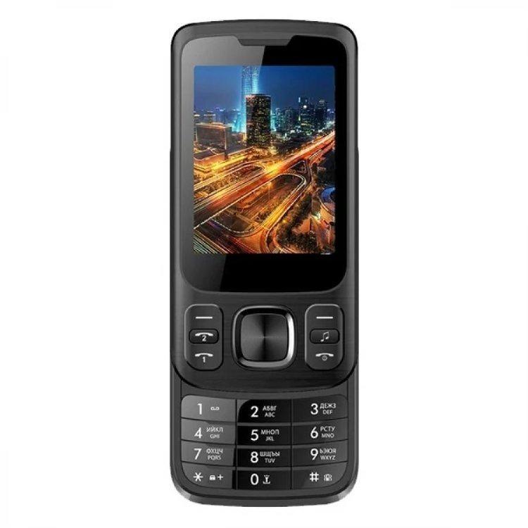 Телефон VERTEX S107 черный