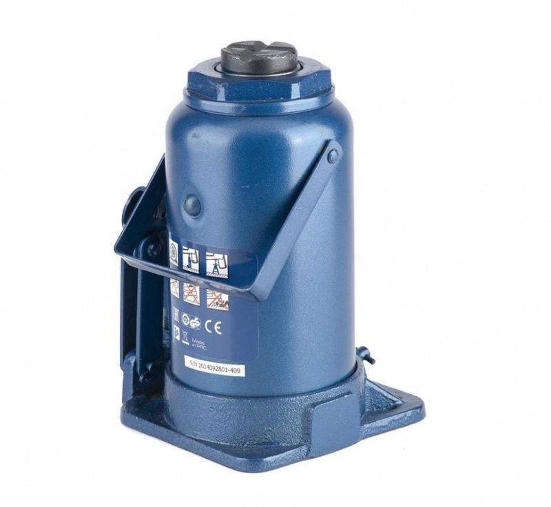 Домкрат бутылочный гидравлический Stels 51169 (20 т)