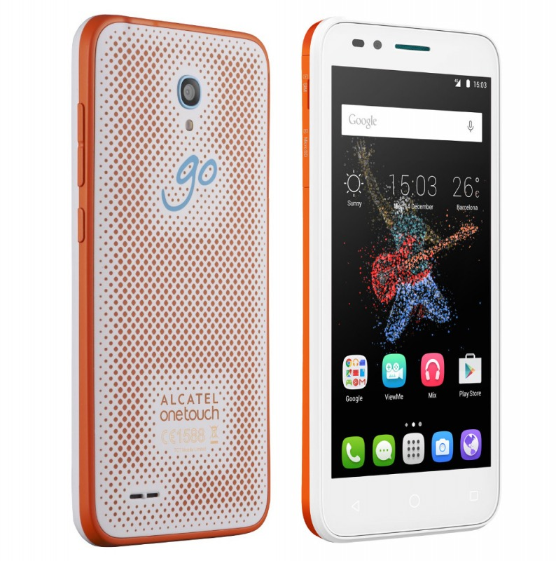 Смартфон Alcatel OneTouch Go Play 7048X