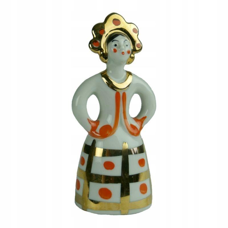 Статуэтка Девушка в кокошнике