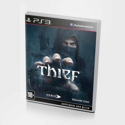 Диск для PS3 THIEF