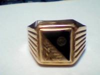 Печатка Золото [Удаленная проба] вес 4.27 г