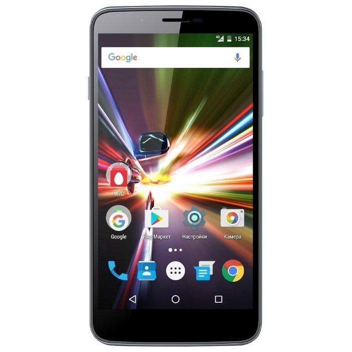 Смартфон smart turbo 4g мтс