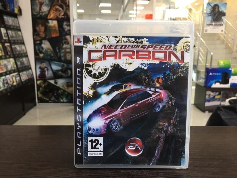 Игровая приставка PS3 NFS Carbon