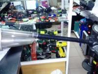 Автомобильный пылесос kv-0124