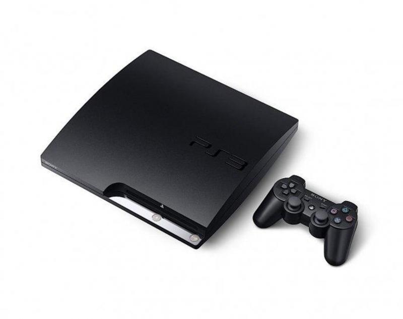 Игровая приставка Sony PlayStation 3 Slim 160 ГБ