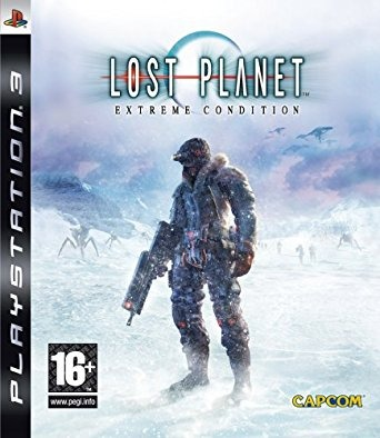 Диск PS3 Lost Planet: Extreme Condition