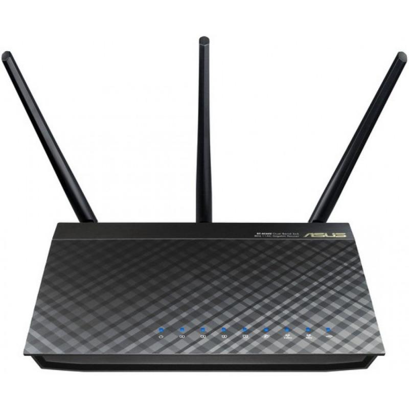 Wi-Fi роутер ASUS RT-AC66U