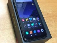 Смартфон Xiaomi Pocophone F1 6/64GB, б/у, п/ц, коробка, з/у