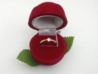 Кольцо с камнем Золото 585 (14K) вес 1.98 г