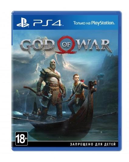 Диск PS4 God of War