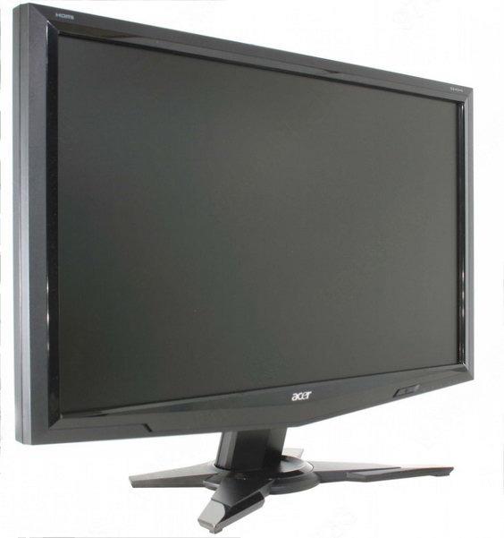 Монитор Acer G245HQbid 23.6