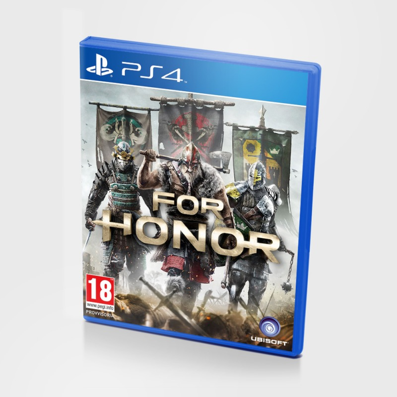 Диск PS 4 FOR HONOR