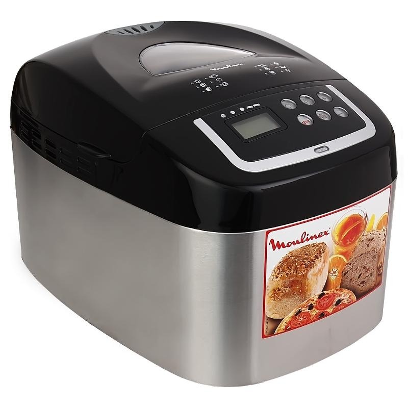 Лебопечка Moulinex OW110E Home Bread