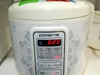*Мультиварка Polaris PMC 0508D