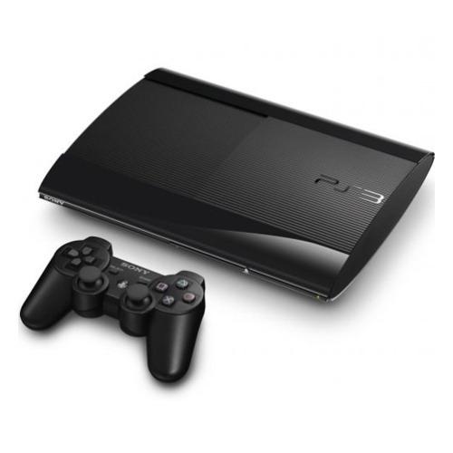 Игровая приставка Sony PlayStation 3 Super Slim 250 ГБ