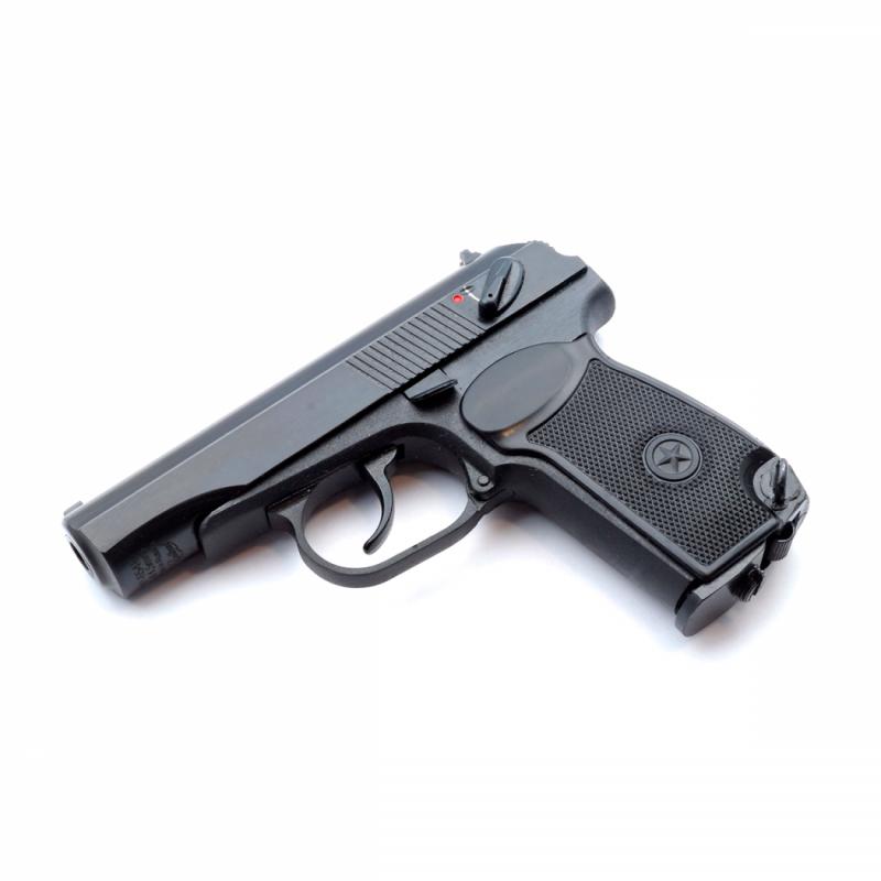Пневматический пистолет Baikal МР 654К-32-1