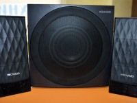 Microlab 2.1 Multimedia Speaker M300U - Black