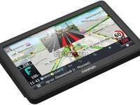 GPS-навигатор Prestigio geovision 7059, в рабочем состоянии, крепление, з/у, б/у
