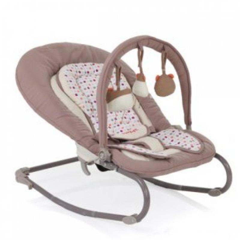 Шезлонг Baby care mc306